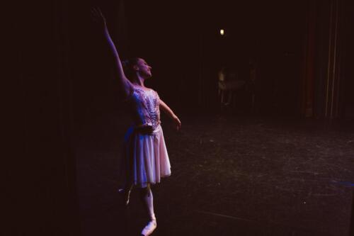 Danza: dietro le quinte